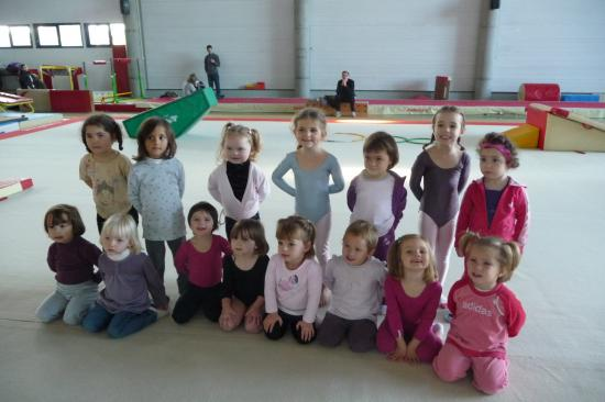 cours baby-gym